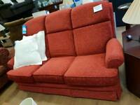 Stunning Parker Knoll 3 seater and 2 seater sofa.. like new! Priced individually 2 seater 220