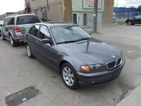 2003 BMW 325 XI ALL WHEEL DRIVE! ONLY 85K! ONE OWNER!
