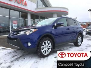 2014 Toyota RAV4 LIMITED BLOW OUT SALE!!! THIS WEEK ONLY!!