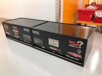 Snap on KRWL3635PC bulk over head storage lockers tool box