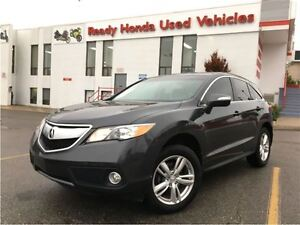 2014 Acura RDX Base AWD - Leather- Roof - R.Camera