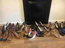 15 pairs size 6 (£3.33/per pair!!!!)