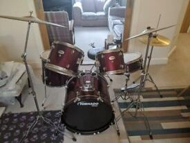 Used Mapex Drum Kit, Good Condition