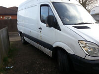 Mercedes Sprinter 2007 MWB High top cdi 311 No VAT
