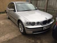 Bmw 318TI Compact in very good condition 10Months mot