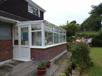 Conservatory - double glazed