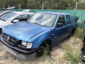 WRECKING 1998 MODEL HOLDEN RODEO FOR PARTS Willawong Brisbane South West Preview