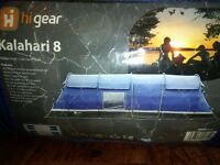 Hi-gear 8 man tent