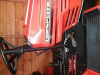 For Sale LAWNFLITE RIDE ON MOWER 125/40 model 904