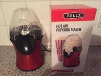New Hot air popcorn maker