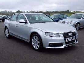 2008 audi A4 2.0 tdi se with only 84000 miles, full service history, motd until may 2018