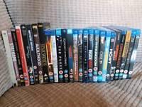 Selection of DVD & Blu Rays