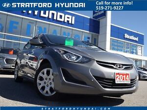 2014 Hyundai Elantra GL | HEATED SEATS | BLUETOOTH | CRUISE |