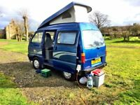 Daihatsu HiJet Campervan. Low Mileage, Long MOT, Excellent condition