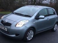 Toyota Yaris Diesel 1.4 D4D TR Newshape +£20 Tax/Year, 12 Months Mot, 2 Keys, Like VW Polo