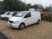 2004-54-reg Mercedes vito 109CDI compact Swb long mot FREE UK DELIVERY TO YOUR DOOR