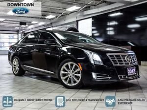 2013 Cadillac XTS Luxury Collection, Panoramic Moonroof, Navigat