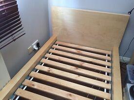 Ikea Malm single Bed Frame - 90x200cm