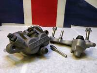 Yamaha YZ 250 1990 Front Brake Caliper/Master Cylinder