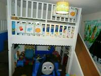 Kids bunk bed / play bed
