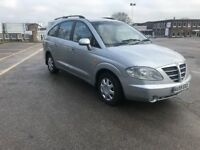Ssangyong Rodius 2.7 TD SX 5dr