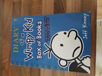 Diary of the Wimpy Kid Book set