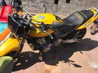Honda hornet motorbike for sale