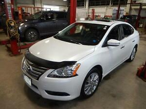2013 Nissan Sentra SL Great features in a smaller package