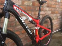 Specialized Epic Comp Carbon 29ner Full suspension Mountain Bike