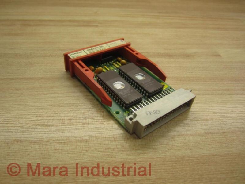 Siemens 6ES5 375-0LA41 Memory Module