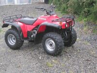 HONDA TRX300 QUAD BIKE