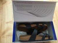Birkenstock Leather sandal - Black Size 37 - BRAND NEW