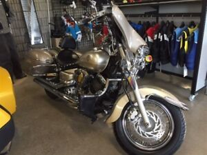 2002 yamaha  V-Star 650 Custom Touring