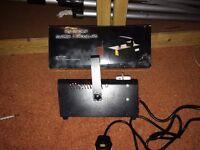 remote control smoke mashine