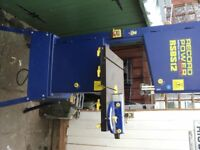 RECORD POWER BAND SAW - RSBS12 with table/legs