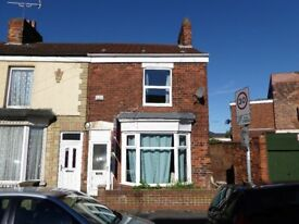 A SPACIOUS TWO BEDROOM terrace to rent in HU5
