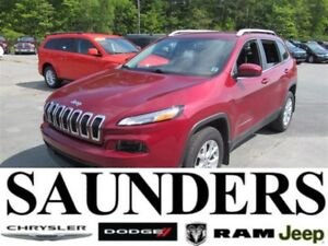 2014 Jeep Cherokee North V6, 4x4 Heated seats/ only 47km