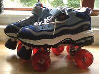 Sketchers roller boots. Skates. Quads. Size 5