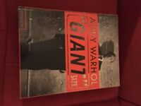 ANDY WARHOL 'Giant Size' Phaidon LARGE ART BOOK