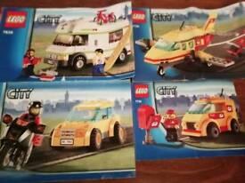 5 lego sets