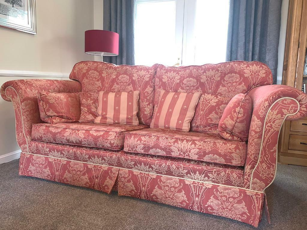 Peter Guild Sofa and two armchairs | in Colinton, Edinburgh | Gumtree