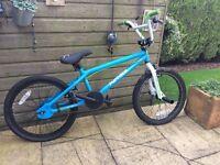BMX children's bike, hardly used.