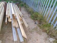 timber 3x2 job lot