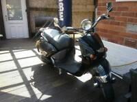 Aprilla habana custom 125cc Lerner legal