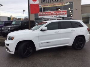 2015 Jeep Grand Cherokee OVERLAND HIGH ALTITUDE DIESEL|LEATHER|S