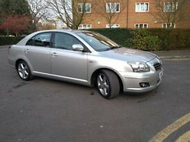 Toyota Avensis 2007. (2.2 D-Cat in beautiful condition)