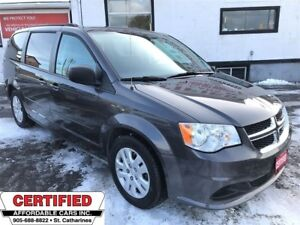 2016 Dodge Grand Caravan SXT **FULL STOW N GO, BLUETOOTH **
