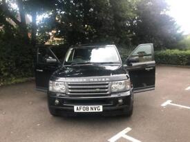 Range Rover sport 2008