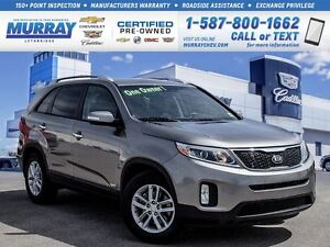2015 Kia Sorento **One Owner!  Heated Seats!**