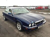 2000 JAGUAR XJ8 AUTO BLUE PX TO CLEAR BARGAIN